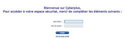 Identification au compte en ligne BPCA