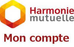 Espace adhérent Harmonie Mutuelle : Mon compte