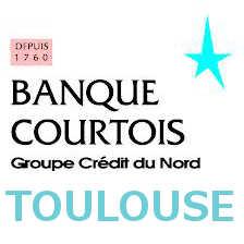 Banque Courtois Toulouse Rémusat, Guilhemery, Demoiselles...