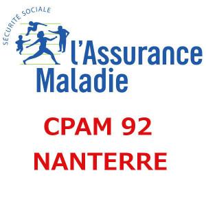 Cpam De Nanterre 92 Adresse Et T L Phone