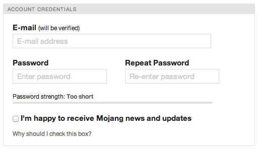 Comment créer un compte Minecraft gratuitement : vos identifiants