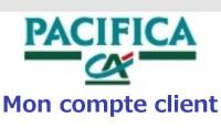 Mutuelle Pacifica : Mon compte Client