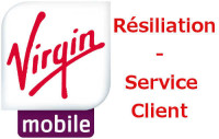 Résiliation Virgin Mobile - Service Client