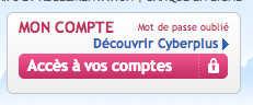 Banque Populaire Rives de Paris : mon compte cyberplus