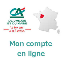 Crédit Agricole Anjou Maine en ligne - www.ca-anjou-maine.fr