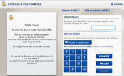 La Banque Postale Mon compte en ligne - Code confidentiel