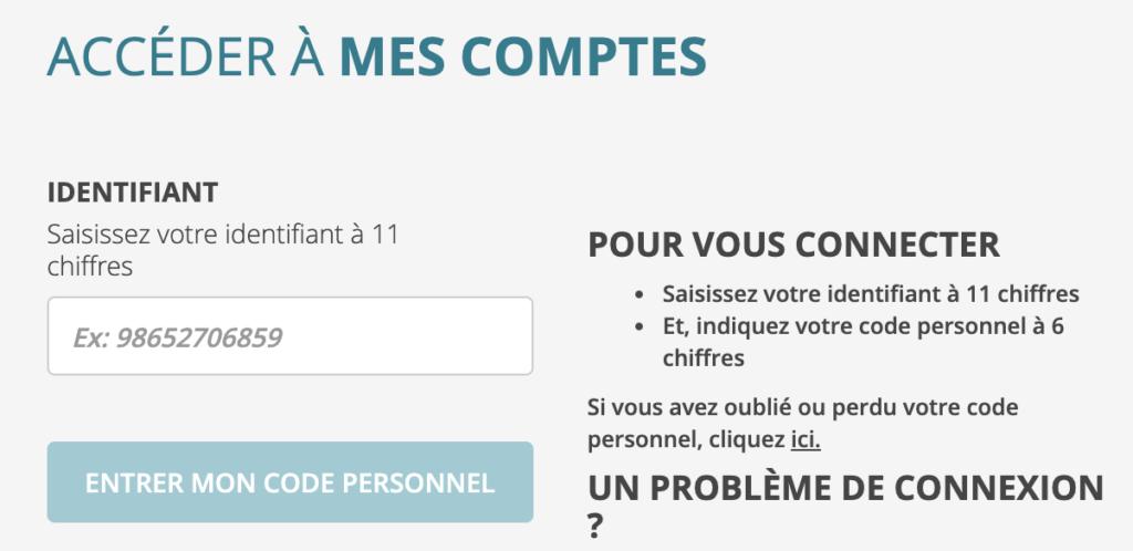 Accéder à mon compte du CA 22 sur www.ca-cotesdarmor.fr