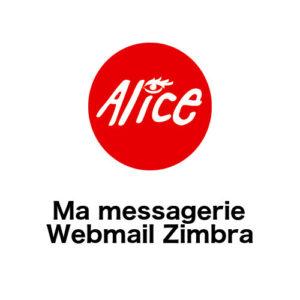 Accéder à Alice Webmail et consulter ma messagerie sur zimbra.aliceadsl.fr