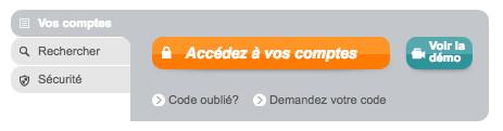 Accédez à vos comptes en ligne www.ca-norddefrance.fr