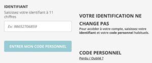 Accès à mes comptes www.ca-franchecomte.fr