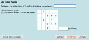 Accès à mon compte ca-aquitaine.fr