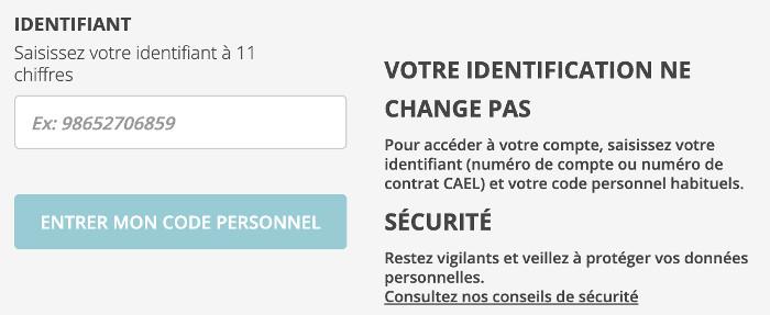 Accès à mon compte ca-normandie.fr
