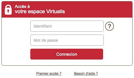 Accès à mon espace Virtualis sur www.cmso.com/domivirtualis/