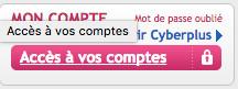Accès à mes comptes Cyberplus BPBFC - www.bpbfc.banquepopulaire.fr