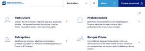 Accès à mon compte www.bpbfc.banquepopulaire.fr