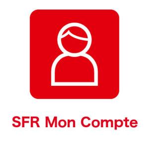 Application SFR Mon Compte et suivi conso