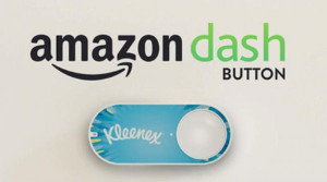 Le bouton de commande dash d'Amazon débarque en France