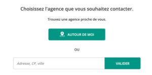 CA Alsace Vosges, banque en ligne : trouver une agence