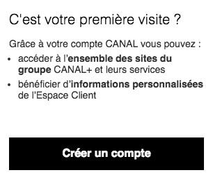 Espaceclientcanal Fr Espace Client Canal Plus Modifier Mon Abonnement
