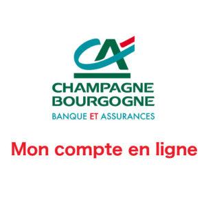 Mon compte en ligne Crédit Agricole Champagne Bourgogne sur www.ca-cb.fr