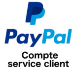 Ouvrir un compte PayPal et contacter le service client sur www.paypal.com