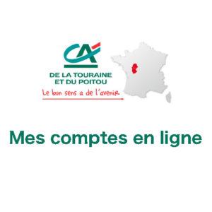 Comptes CA Touraine Poitou en ligne sur www.ca-tourainepoitou.fr
