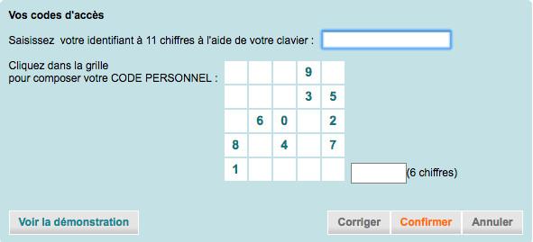 Connexion à mon compte en ligne  CA Nord-Midi-Pyrénées – www.ca-nmp.fr