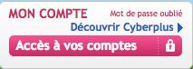 Connexion à mon compte Cyberplus Occitane - www.occitane.banquepopulaire.fr