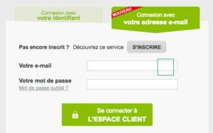Connexion à l'espace client Banque Accord sur www.banque-accord.fr