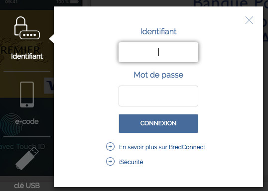 www bred fr banque bred mon compte