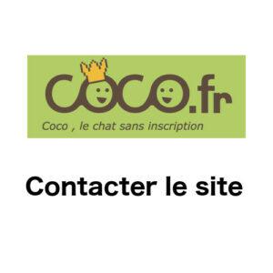 Contacter Coco chat par téléphone, email et faq