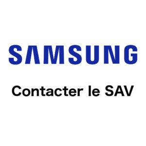 SAV Samsung : contacter le service client samsung.com pour obtenir une assistance