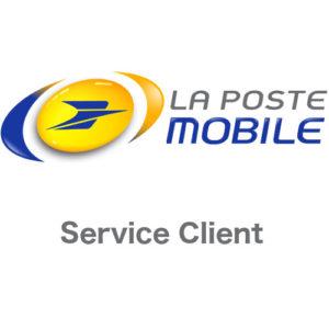 Service Client La Poste Mobile : contacts de l'assistance en ligne