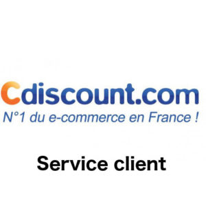 contacter le service client cdiscount t l phone adresse. Black Bedroom Furniture Sets. Home Design Ideas