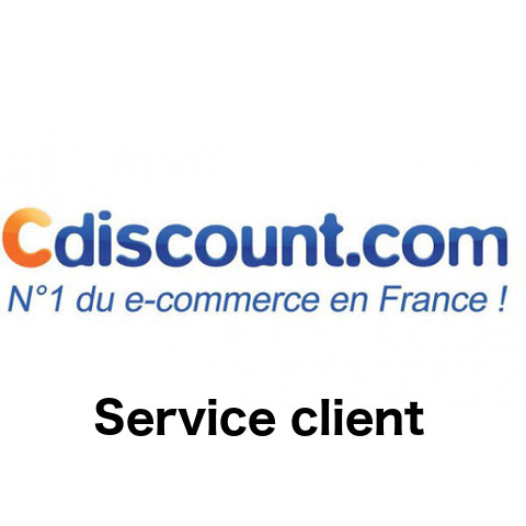 contacter le service client cdiscount t l phone adresse et email. Black Bedroom Furniture Sets. Home Design Ideas