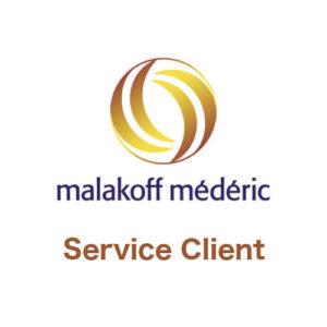 Contacter le Service client Malakoff Médéric : téléphone et adresse