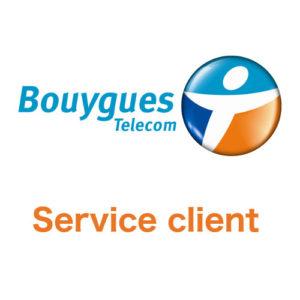 Les contacts utiles pour joindre le service Client Bouygues Telecom
