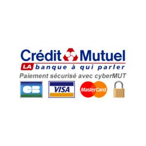 Cybermut - Paiement en ligne du Crédit Mutuel