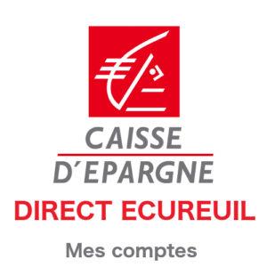 Direct Ecureuil : service de gestion en ligne de son compte Caisse d'Epargne