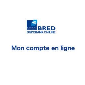 Dispobank : mon compte BRED en ligne sur www.dispobank.fr