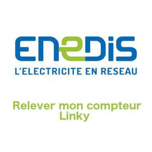 Enedis, relever mon compteur Linky - www.enedis.fr