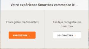 Enregistrer et activer MySmartBox - www.mysmartbox.fr