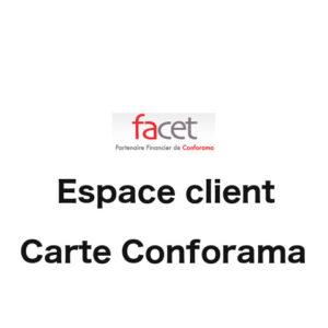 Espace client Facet - www.facet.fr
