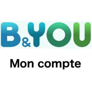 Forfait B&You : compte et service client sur www.bouyguestelecom.fr