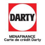Ma carte Darty Menafinance sur carte.menafinance.fr