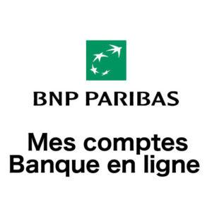 Mes comptes BNP Paribas banque en ligne - www.bnpparibas.net