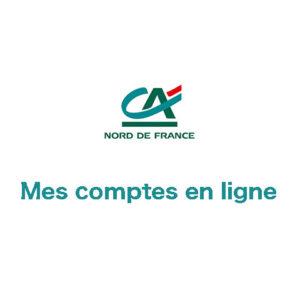 Mes comptes en ligne www.ca-norddefrance.fr