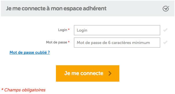 Mes décomptes santé sur mon compte www.interiale.fr