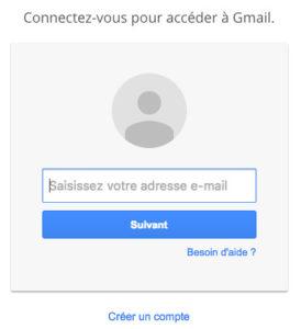Se connecter à ma messagerie Gmail - www.gmail.com