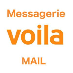 Messagerie Voilà Mail - mail.voila.fr